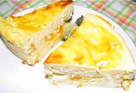 Вкусная запеканка из тыквы с сыром