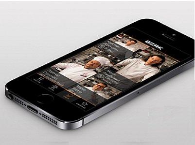 Bork представил новое мобильное приложение для iPhone
