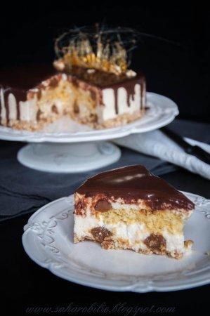 Торт, как глазированый сырок
