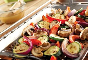 Ароматные овощи-гриль