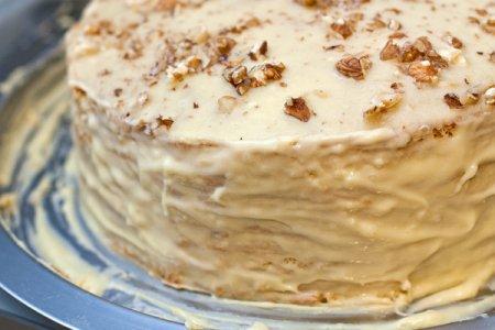 Торт «Медовый» (медовик)