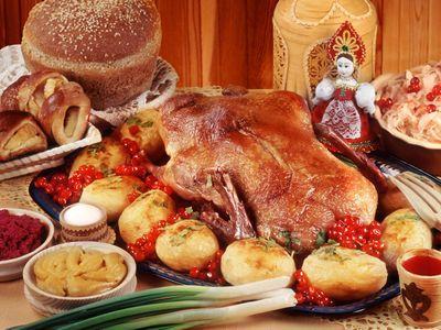 Слишком много жирной пищи едят 95% россиян