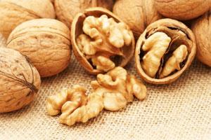 Жареные грецкие орехи