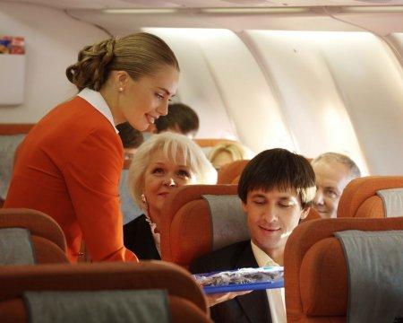 Как изменится меню пассажиров «Аэрофлота»?
