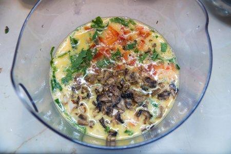 Запеченный омлет по-итальянски (фритатта) от кулинарной школы Le Cordon Bleu