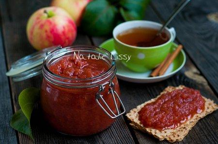 Яблочный джем: ванильная сладость, цитрусовые нотки