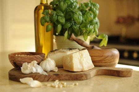 Рецепт соуса Песто из базилика
