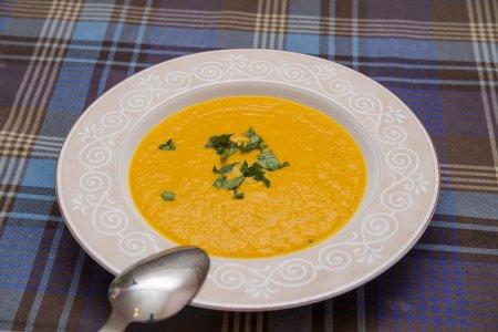 Морковный крем-суп от Ле Кордон Блю