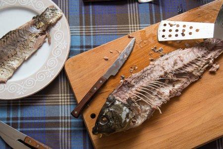 Рыба запеченая от Ле Кордон Блю