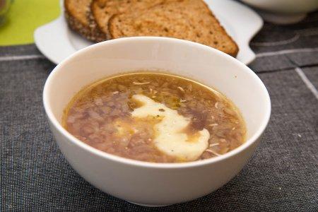 Французский луковый суп от Ле Кордон Блю
