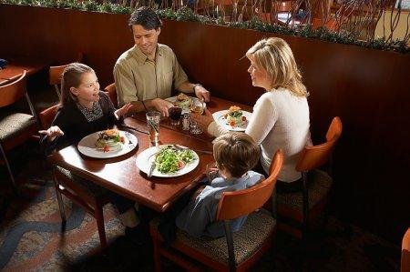 Американские рестораны снижают калорийность блюд