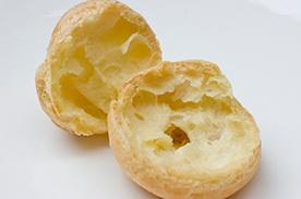 Профитроли с сырной начинкой
