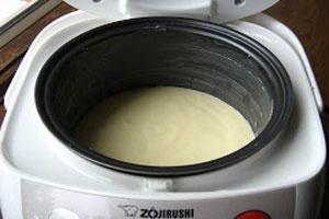 Торт, сметанный в мультиварке