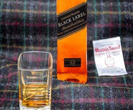В Шотландии выпустили ткань с ароматом виски