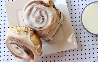 Печенье из творога розочки