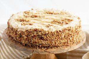 Торт медовый в мультиварке