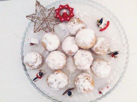 Рождественские снежки