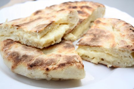 Хачапури по-тбилисски