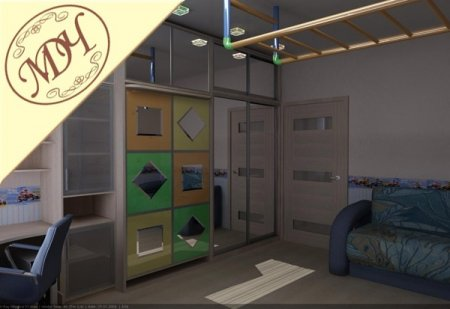 Отдельная комната для ребенка мечта любого заботливого родителя