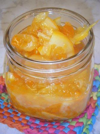 Варенье тыква с апельсином и лимоном вкусный