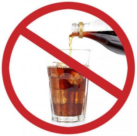 Газированные напитки опасны для сердца и сосудов