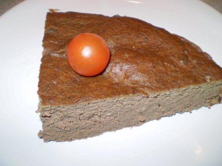 Печеночное суфле в мультиварке