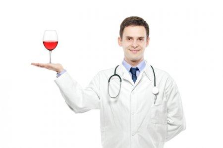 Красное вино защищает от болезней сердца и диабета