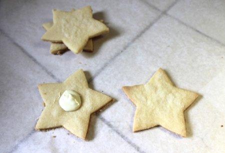 """Новогоднее печенье """"Елочка"""""""