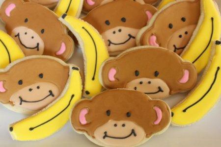 """Печенье """"Веселая обезьянка"""""""