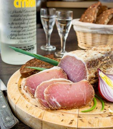 Полендвица - белорусский мясной деликатес