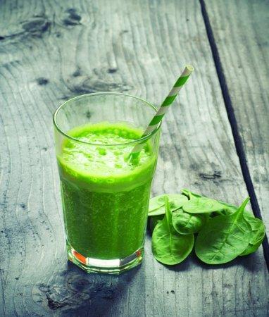 Коктейль «Зеленый микс»