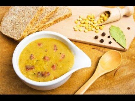 Гороховый суп по-немецки рецепт