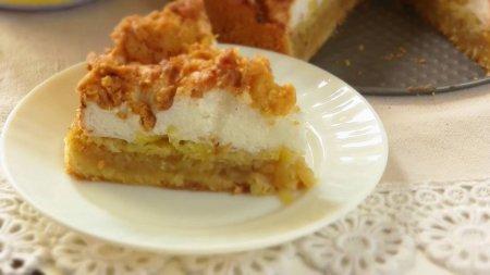 Нежнейший польский яблочный пирог