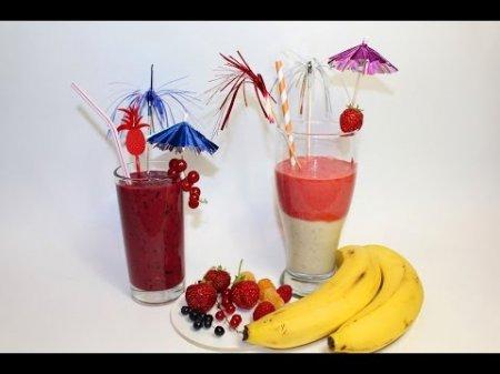 Смузи фруктово-ягодный