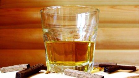 Шотландский дымный виски по-домашнему