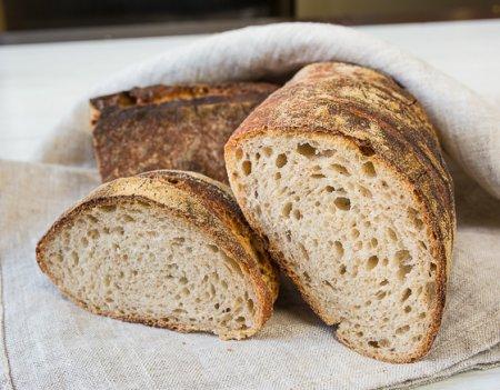 Как вырастить закваску для хлеба