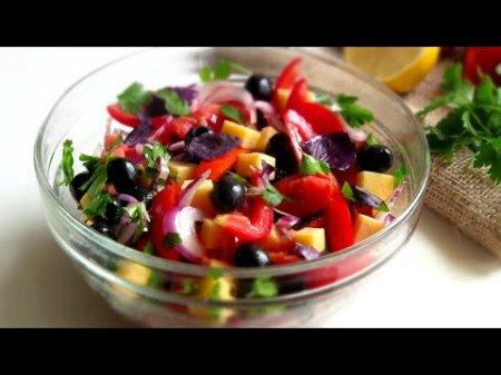 Легкий салат