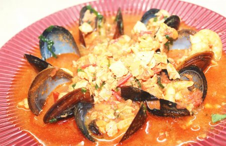 Буйабес - рыбный суп