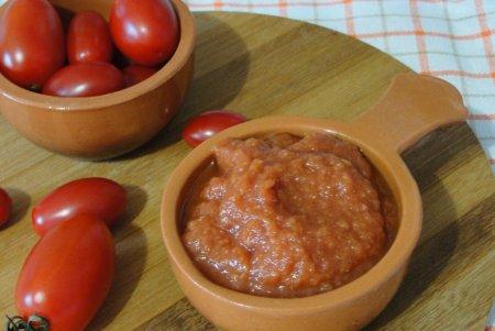 Вкусный домашний кетчуп