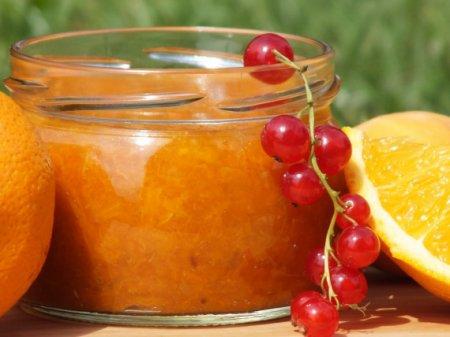 Варенье из абрикосов с апельсинами