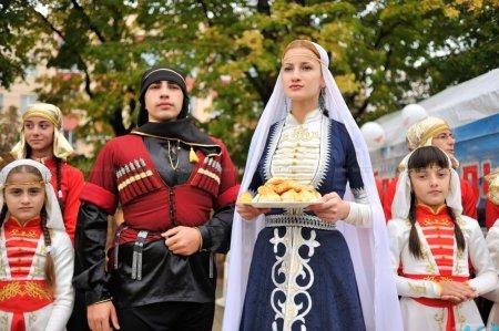 На водопадах Адыгеи пройдет праздник черкесской груши
