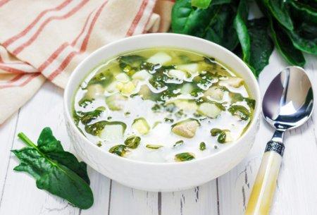 Зеленый борщ – рецепт вкусного и легкого супа