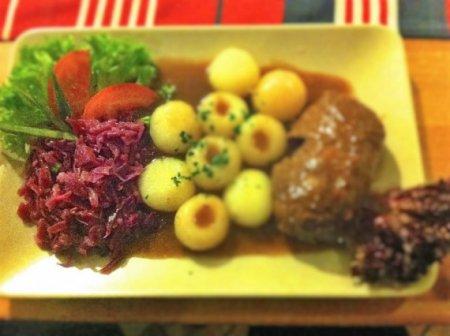 Картофельные клецки по-польски