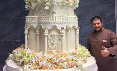 В Казани открылась Международная выставка тортов