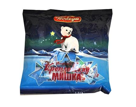 Вафельные конфеты «Кремлевский мишка» снова появятся в продаже