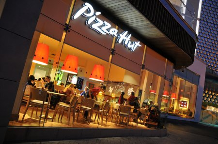 В Ижевске открылся новый ресторан Pizza Hut