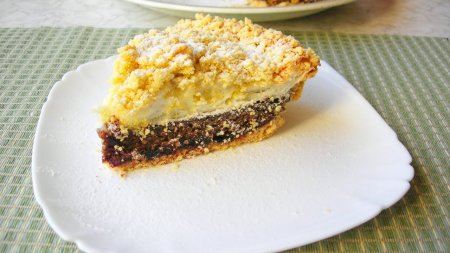 Торт-пирог