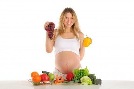Свекла и шпинат полезны для зачатия