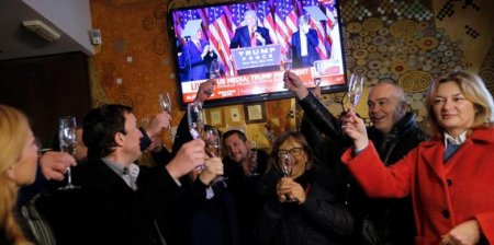 В словенском городе Севница начались празднования в честь Меланьи Трамп