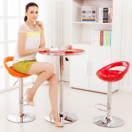 Барные стулья для дома (кухни) — удобство или излишество